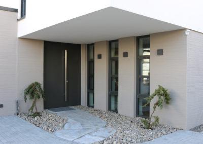 Individuelle Fassadengestaltung